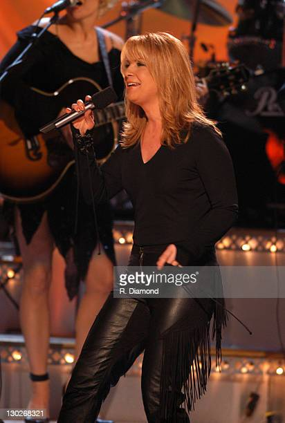 Patty Loveless performs her song 'Lovin' All Night'