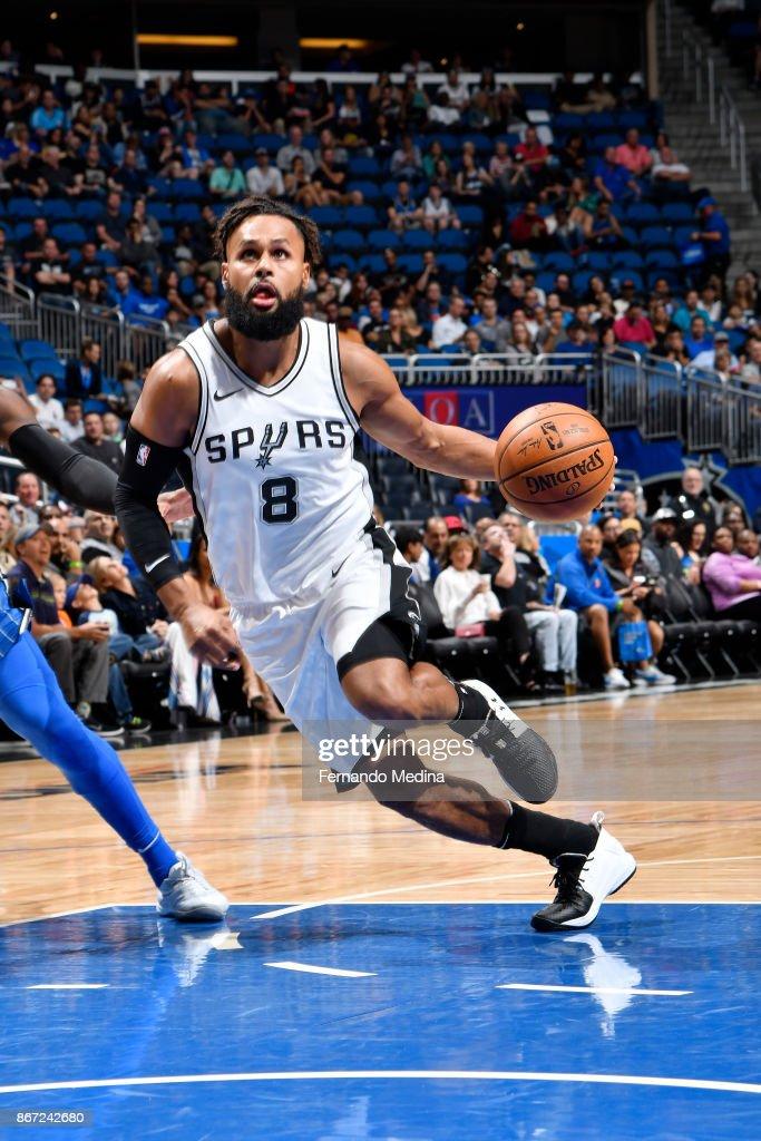 San Antonio Spurs v Orlando Magic