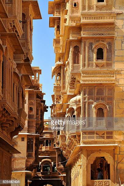Patwa havelies Renowned private mansion in Jaisalmer