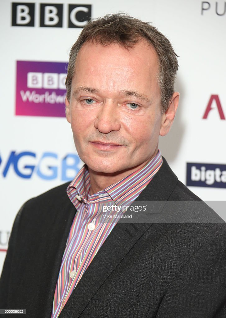 Paul Abbott attends the Writers Guild Awards at RIBA on January 18 2016 in London England