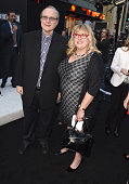 Paul Allen and Colleen Camp arrives at the 'Interstellar' Los Angeles Premiere at TCL Chinese Theatre IMAX on October 26 2014 in Hollywood California