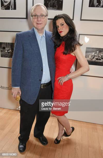 Paul Allen attends The 9th Annual Filmmakers Dinner hosted by Charles Finch and JaegerLeCoultre at Hotel du CapEdenRoc on May 19 2017 in Cap...