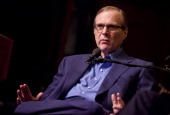 Paul Allen cofounder of Microsoft Corp speaks during a Bloomberg BusinessWeek 'Captains of Industry' event at the 92nd Street Y in New York US on...