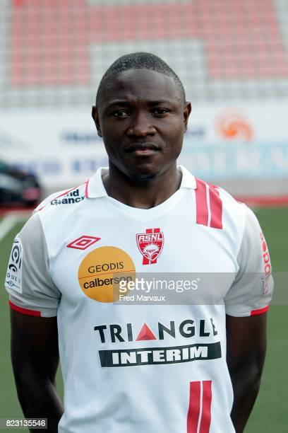 Paul ALO'O EFOULOU Photo officielle Nancy