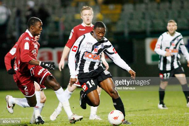 Paul ALO'O EFOULOU Metz / Angers ± 17eme journee de Ligue 2