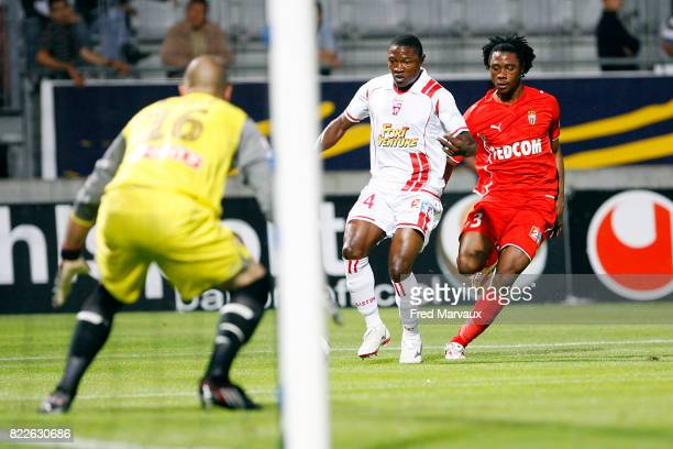 Paul ALO'O EFOULOU Nancy / Monaco 16e finale Coupe de la ligue