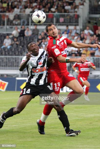 Paul ALO'O EFOULOU / Sofyane CHERFA Angers / Sedan 3e journee Ligue 2