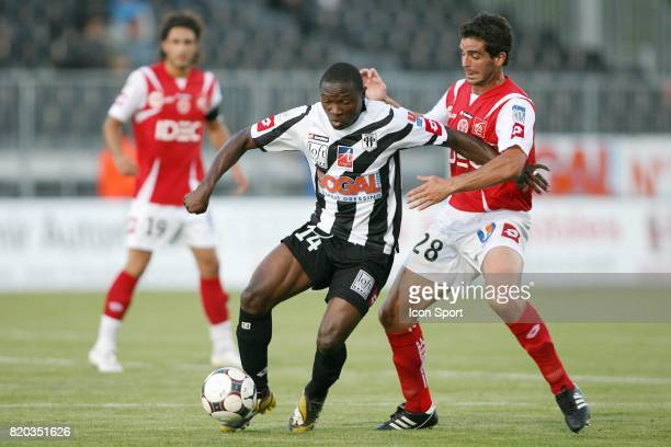 Paul ALO'O EFOULOU / Williams MARTINEZ Angers / Reims 1e Journee Ligue 2