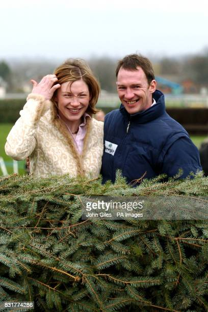 Paul and Nina Carberry will be the first brother and sister to ride in the Grand National on Saturday with Paul riding Sir OJ and Nina on Forest...