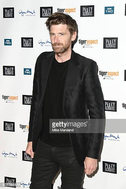 Paul Anderson attends BBC Two's drama 'Peaky Blinders' UK premiere screening of episode one series three at BFI Southbank on May 3 2016 in London...
