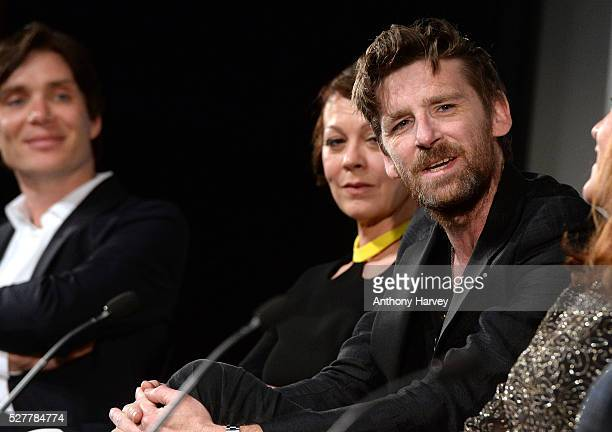Paul Anderson during a QA at the Premiere of BBC Two's drama 'Peaky Blinders' episode one series three at BFI Southbank on May 3 2016 in London...