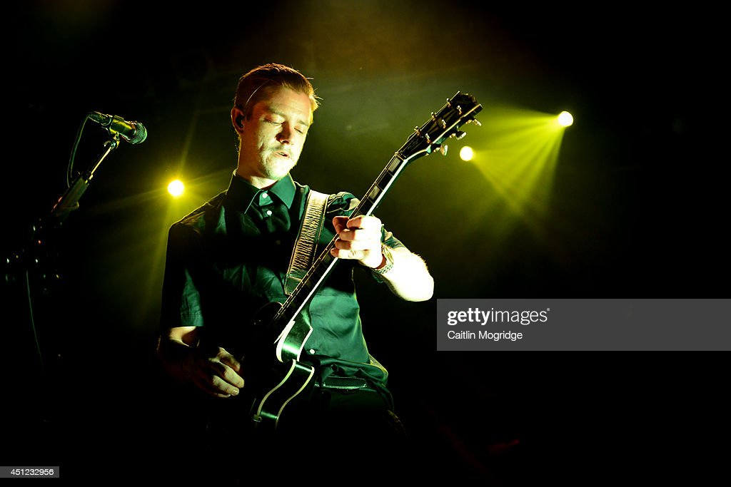<a gi-track='captionPersonalityLinkClicked' href=/galleries/search?phrase=Paul+Banks+-+Musician&family=editorial&specificpeople=227391 ng-click='$event.stopPropagation()'>Paul Banks</a> of Interpol performs on stage at Electric Ballroom on June 25, 2014 in London, United Kingdom.