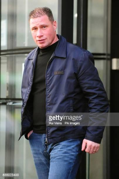 Paul Bentley of Listowel Crescent Clifton Nottingham outside Nottingham Crown Court