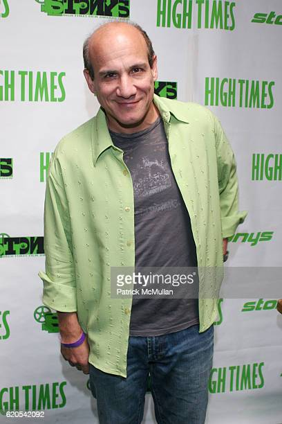 Paul BenVictor attends 2008 High Times Stony Awards at Malibu Inn on September 27 2008 in Malibu CA