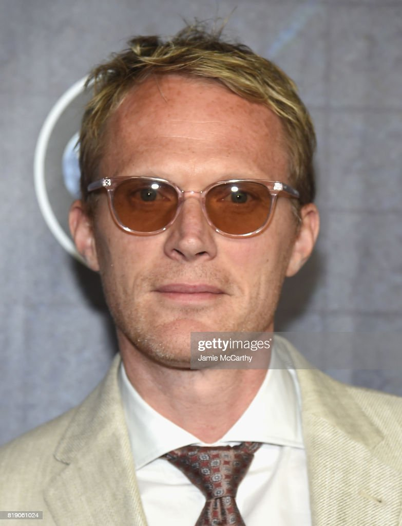 Paul Bettany attends the Discovery's 'Manhunt: Unabomber' World Premiere at the Appel Room at Jazz at Lincoln Center Frederick P. Rose Hall on July 19, 2017 in New York Cit
