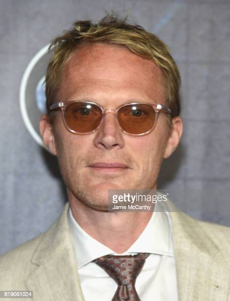 Paul Bettany attends the Discovery's 'Manhunt Unabomber' World Premiere at the Appel Room at Jazz at Lincoln Center Frederick P Rose Hall on July 19...
