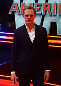 Paul Bettany attends the European Premiere of 'Captain America Civil War' at Vue Westfield on April 26 2016 in London England