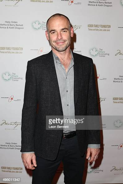 Paul Blackthorne attended The Maple Counseling Center's Shining Light On Mental Health Gala at Montage Beverly Hills on October 29 2015 in Beverly...