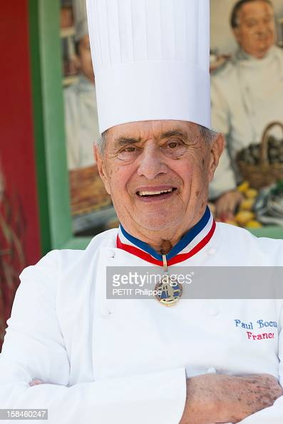 paul bocuse stock photos and pictures getty images. Black Bedroom Furniture Sets. Home Design Ideas