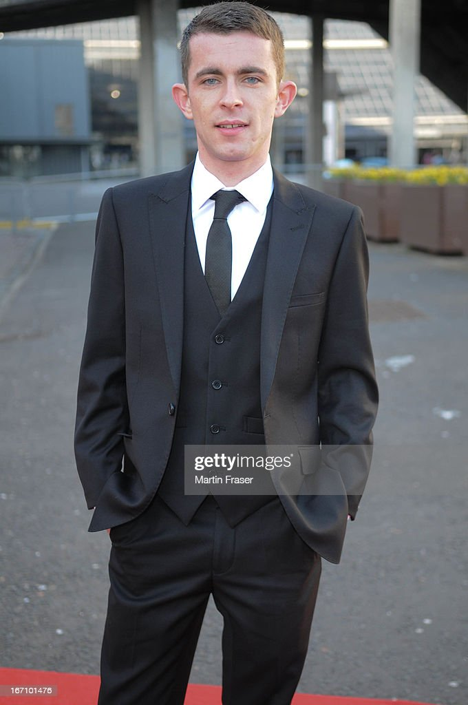Paul Brannigan attends the Young Scot Awards 2013 at Crowne Plaza on April 19, 2013 in Glasgow, Scotland.