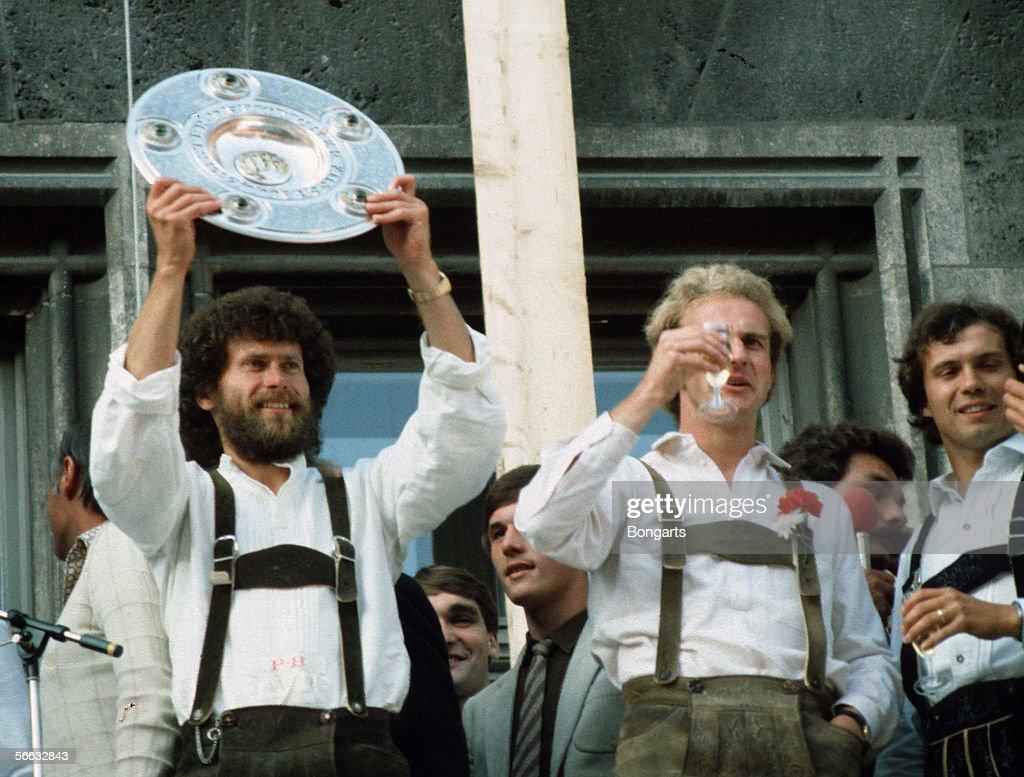 Bayern Munich Champions Party
