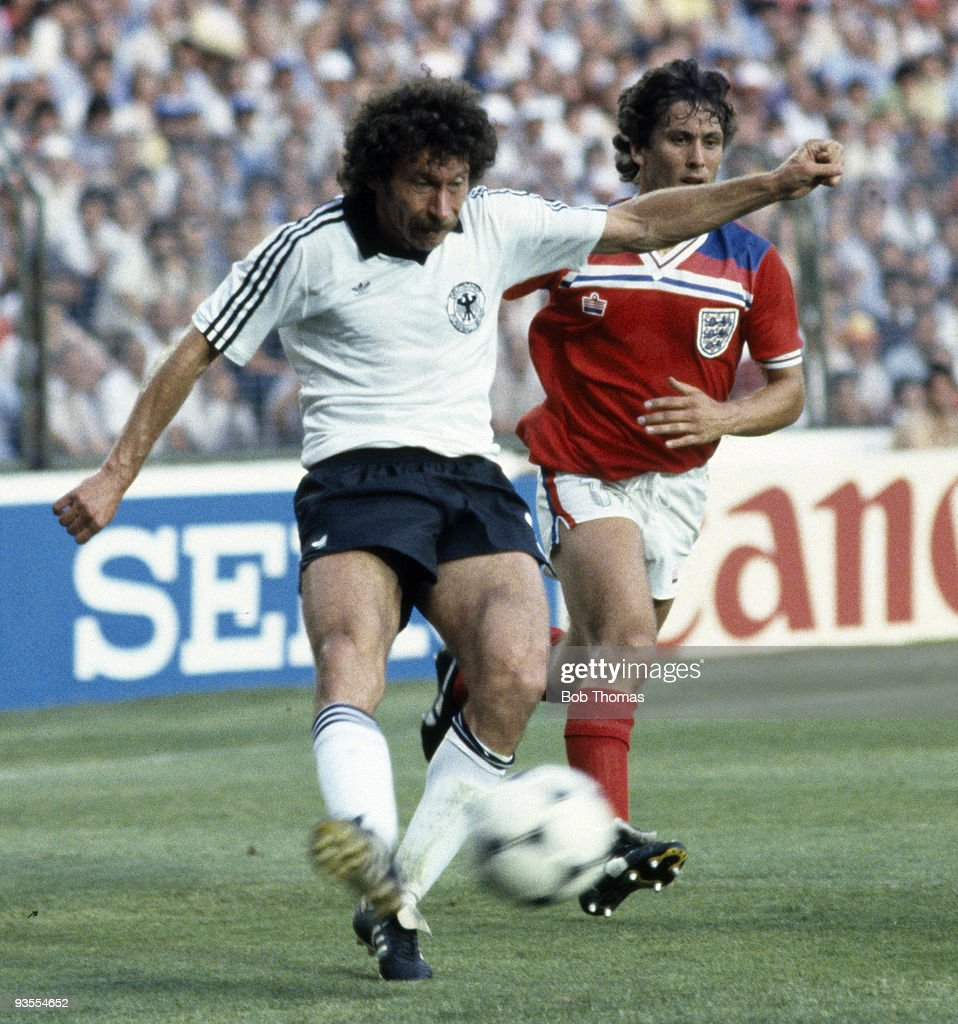 England 0 0 Germany 1982 Stock s and