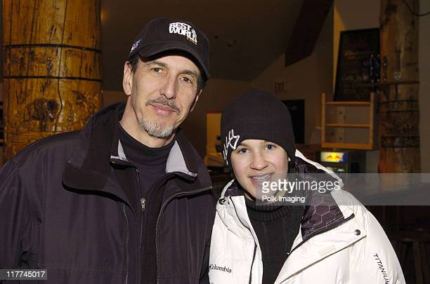 Paul Builter and Devon Werkheiser during 2006 Sundance Film Festival Canyons Resort Red Pines Midpoint Lodge at Red Pines in Park City Utah United...