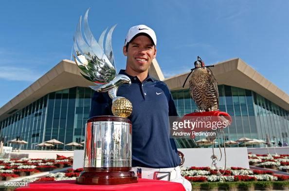 Abu dhabi golf championship - round four