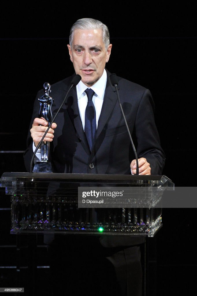 Paul Cavaco speaks onstage at the 2014 CFDA fashion awards at Alice Tully Hall, Lincoln Center on June 2, 2014 in New York City.