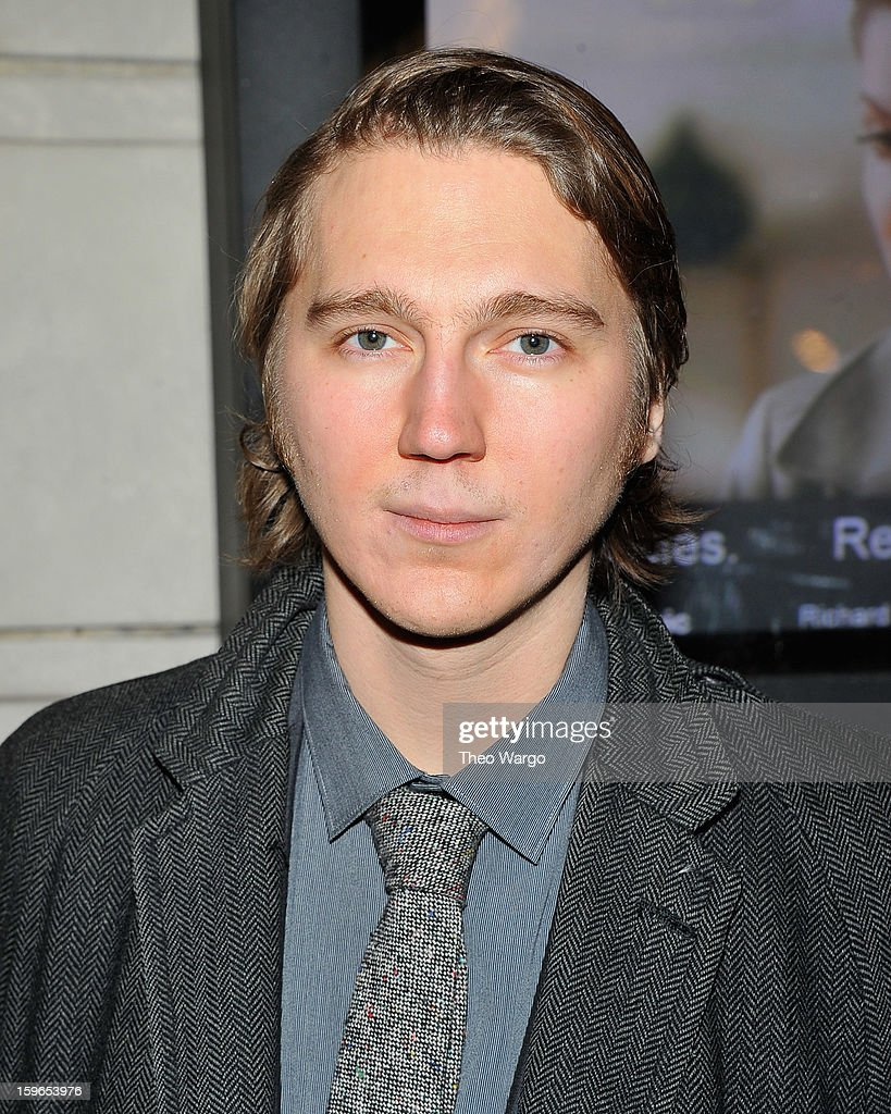 <a gi-track='captionPersonalityLinkClicked' href=/galleries/search?phrase=Paul+Dano&family=editorial&specificpeople=550442 ng-click='$event.stopPropagation()'>Paul Dano</a> attends the 'Cat On A Hot Tin Roof' Broadway Opening Night at Richard Rodgers Theatre on January 17, 2013 in New York City.