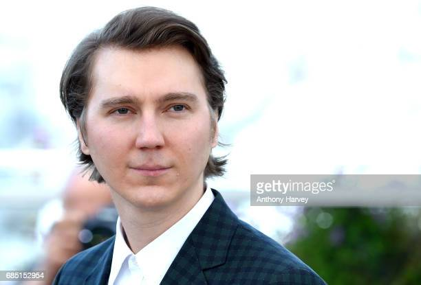 Paul Dano attends the 'Okja' Photocall during the 70th annual Cannes Film Festival at Palais des Festivals on May 19 2017 in Cannes France