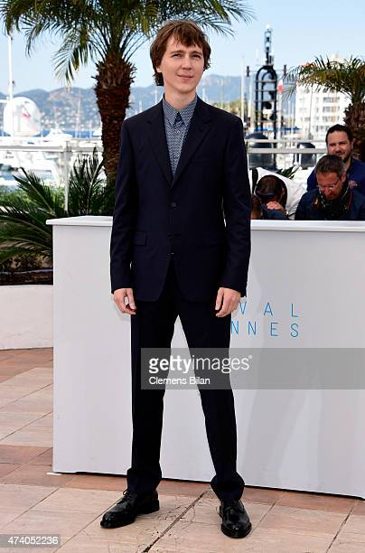 Paul Dano attends the 'Youth' Photocall during the 68th annual Cannes Film Festival on May 20 2015 in Cannes France