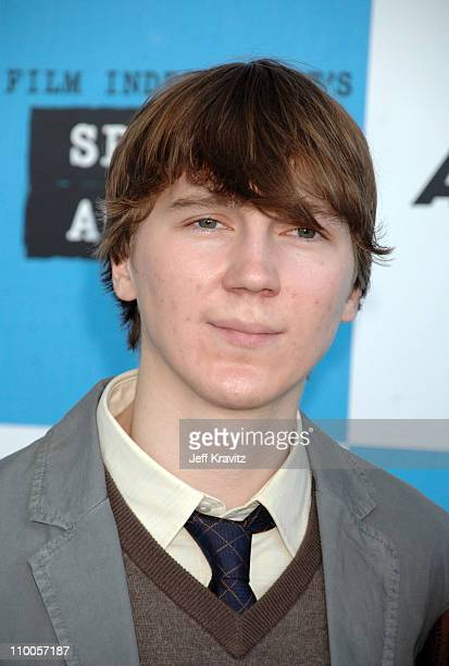 """Paul Dano nominee Best Supporting Male for """"Little Miss Sunshine"""""""