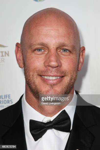Paul De Gelder attends the Steve Irwin Gala Dinner at the SLS Hotel at Beverly Hills on May 13 2017 in Los Angeles California