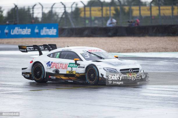 Paul Di Resta drives during the Qualifying race of the DTM 2017 German Touring Car Championship at Nuerburgring on Septembmber 9 2017 in Nuerburg...