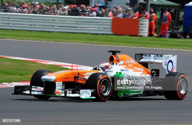 Paul Di Resta Force India