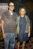 Paul Dinello and Amy Sedaris during Opening Night film at NEWFEST 'Strangers With Candy' at AMC Loews 34th St Theater 13 in New York New York United...