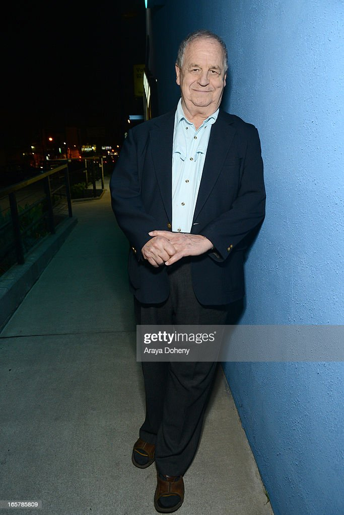 <a gi-track='captionPersonalityLinkClicked' href=/galleries/search?phrase=Paul+Dooley&family=editorial&specificpeople=603577 ng-click='$event.stopPropagation()'>Paul Dooley</a> attends the opening night of 'Assisted Living' at The Odyssey Theatre on April 5, 2013 in Los Angeles, California.
