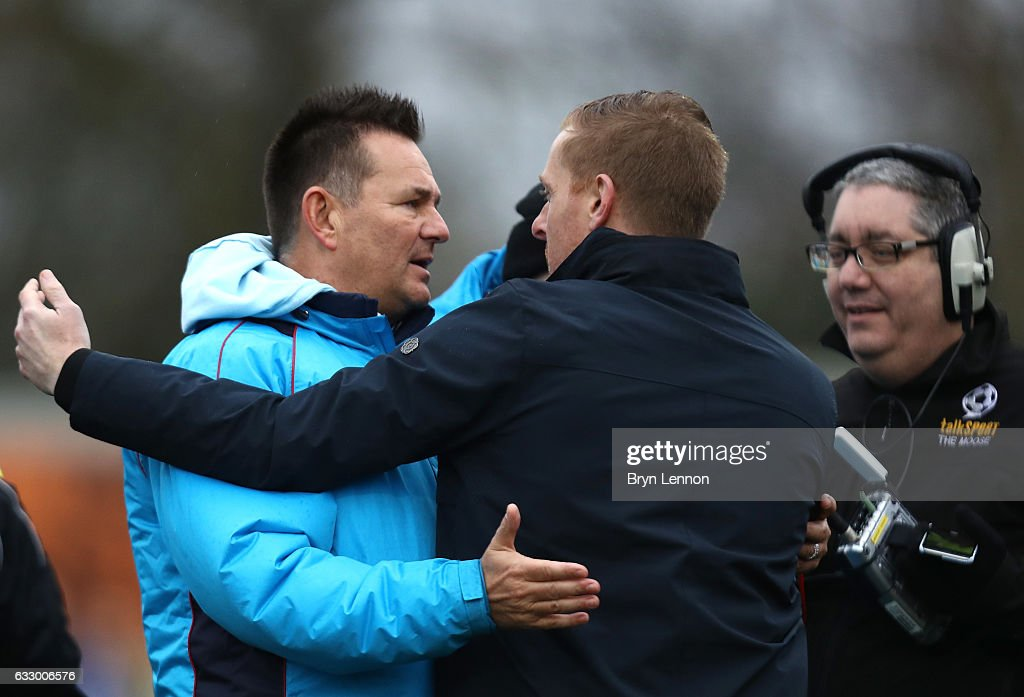 Sutton United v Leeds United - The Emirates FA Cup Fourth Round