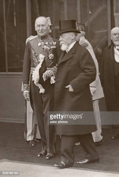 Paul Doumer French statesman and President of the French Republic born in Aurillac In Januray 1930
