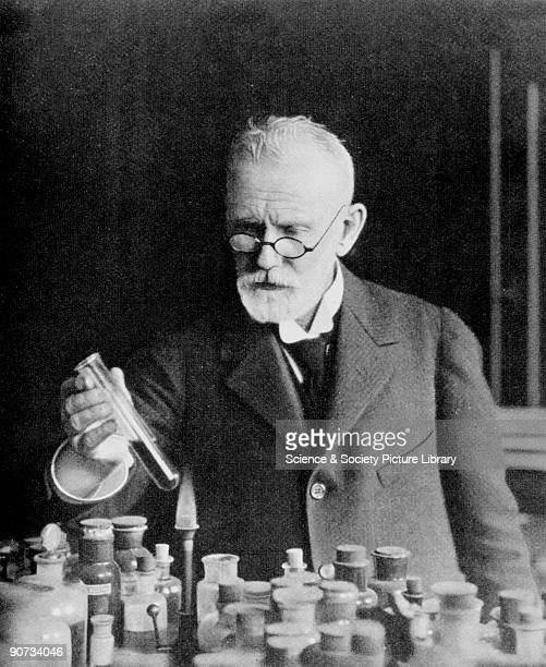 a biography of paul ehrlich the german bacteriologist German bacteriologist, born february 21 1866,  august paul von wassermann was born in bamberg,  and made the acquaintance of paul ehrlich.