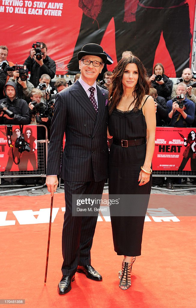 <a gi-track='captionPersonalityLinkClicked' href=/galleries/search?phrase=Paul+Feig&family=editorial&specificpeople=2367893 ng-click='$event.stopPropagation()'>Paul Feig</a> (L) and <a gi-track='captionPersonalityLinkClicked' href=/galleries/search?phrase=Sandra+Bullock&family=editorial&specificpeople=202248 ng-click='$event.stopPropagation()'>Sandra Bullock</a> attend a gala screening of 'The Heat' at The Curzon Mayfair on June 13, 2013 in London, England.