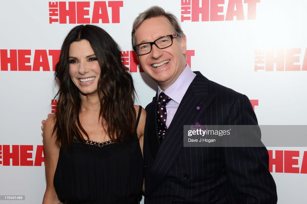 <a gi-track='captionPersonalityLinkClicked' href=/galleries/search?phrase=Paul+Feig&family=editorial&specificpeople=2367893 ng-click='$event.stopPropagation()'>Paul Feig</a> and <a gi-track='captionPersonalityLinkClicked' href=/galleries/search?phrase=Sandra+Bullock&family=editorial&specificpeople=202248 ng-click='$event.stopPropagation()'>Sandra Bullock</a> attend a gala screening of 'The Heat' at The Curzon Mayfair on June 13, 2013 in London, England.