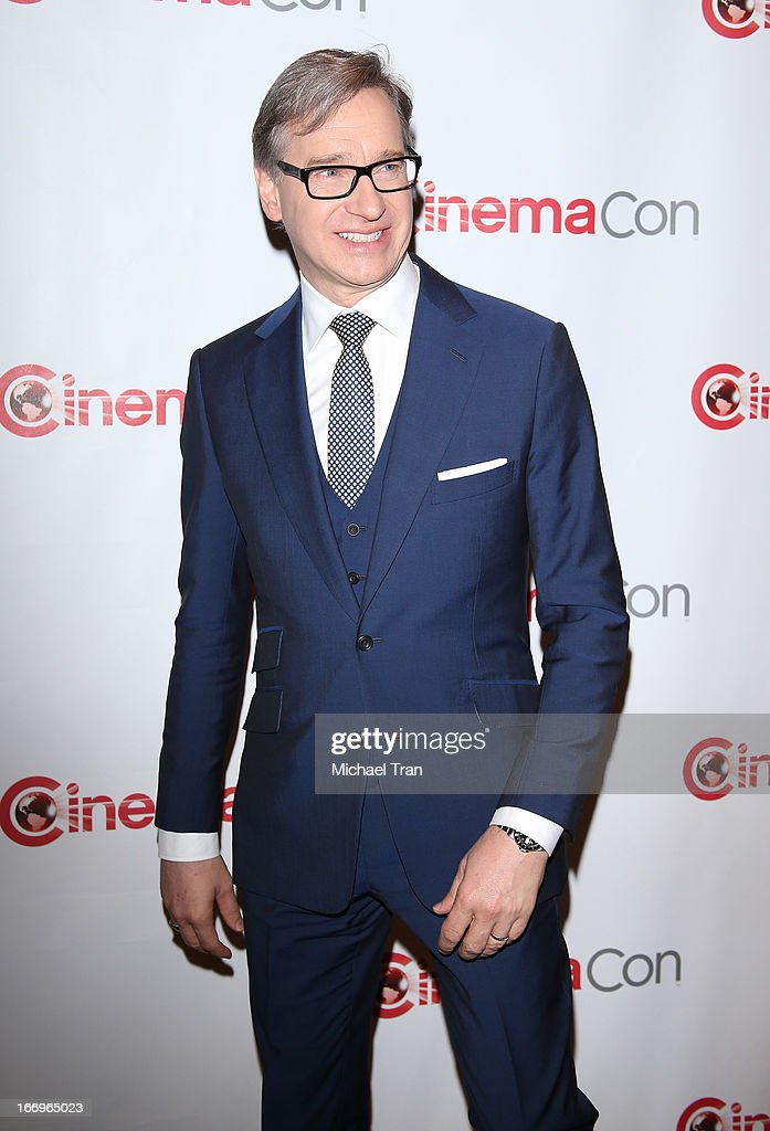 <a gi-track='captionPersonalityLinkClicked' href=/galleries/search?phrase=Paul+Feig&family=editorial&specificpeople=2367893 ng-click='$event.stopPropagation()'>Paul Feig</a> arrives at a Twentieth Century Fox presentation to promote the upcoming film 'The Heat' at Caesars Palace during CinemaCon, the official convention of the National Association of Theatre Owners on April 18, 2013 in Las Vegas, Nevada.