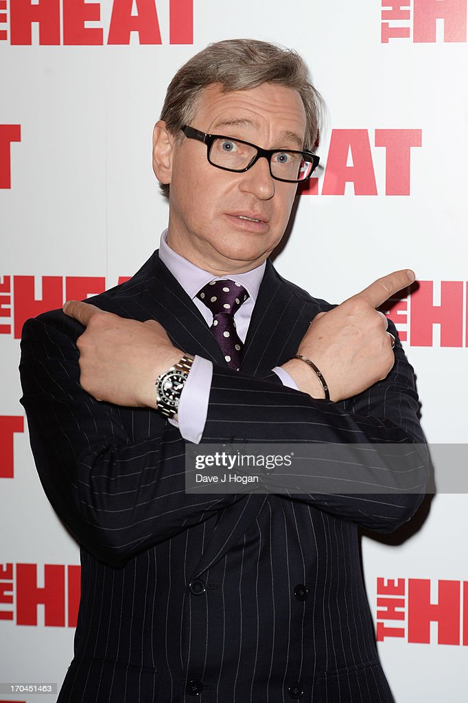 <a gi-track='captionPersonalityLinkClicked' href=/galleries/search?phrase=Paul+Feig&family=editorial&specificpeople=2367893 ng-click='$event.stopPropagation()'>Paul Feig</a> attends a gala screening of 'The Heat' at The Curzon Mayfair on June 13, 2013 in London, England.