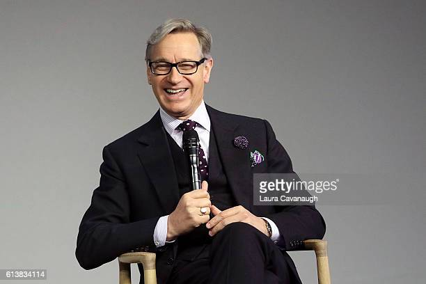 Paul Feig attends Apple Store Soho Presents Meet the Filmmaker Paul Feig 'Ghostbusters' at Apple Store Soho on October 10 2016 in New York City