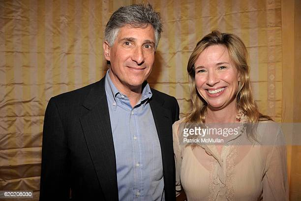 Paul Fribourg and Ann Bass attend TINA BROWN VICKY WARD and LA MER host a party honoring SUSAN NAGEL'S new book 'Marie Therese' at Tina Brown and...