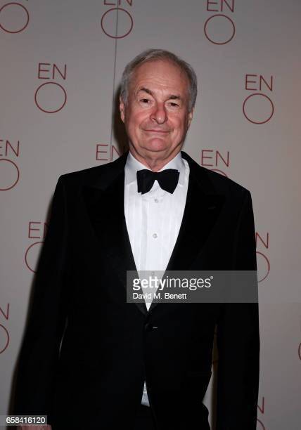 Paul Gambaccini attends the English National Opera Spring Gala 2017 at Rosewood London on March 27 2017 in London England