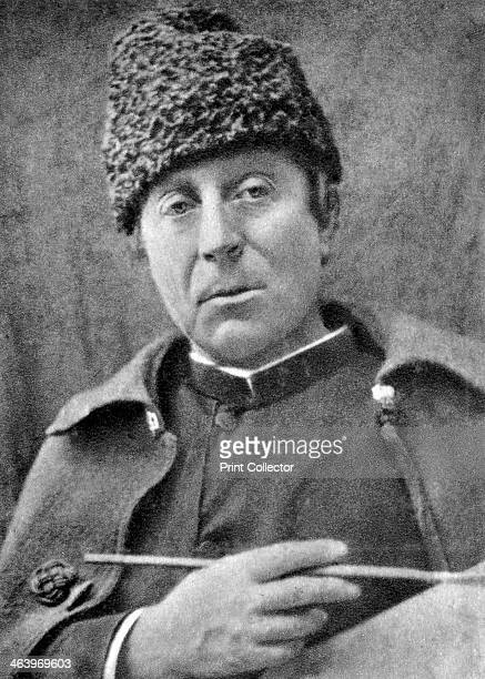 Paul Gauguin French PostImpressionist painter 1888 A photograph from Album de Photographies Dans L'Intimite de Personnages Illustres 18501950...