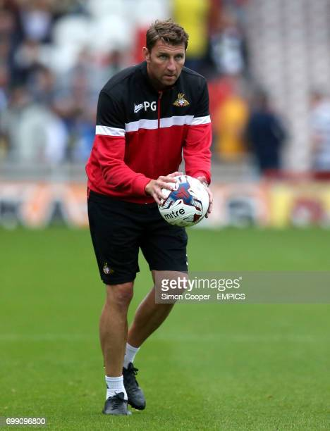 Paul Gerrard Doncaster Rovers Goalkeeping coach